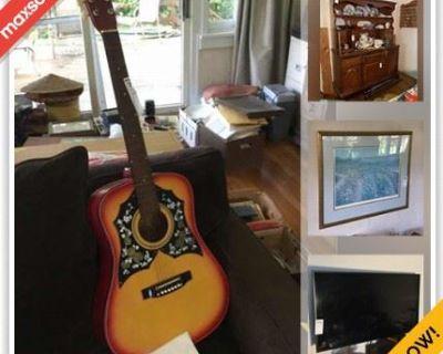 Harrison Estate Sale Online Auction - Brown Place