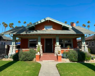 Charming Craftsman Home With Palm Trees For Days!, Los Angeles, CA