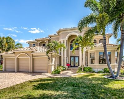 Stately Dog-Friendly Home with Private Pool, Dock, WiFi, and Central AC! - Pelican