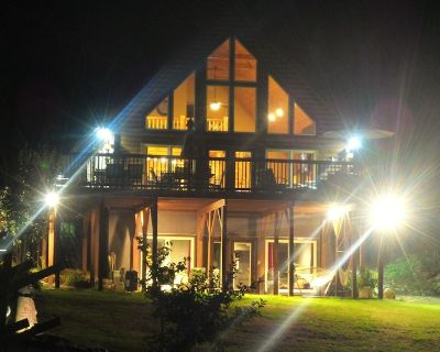 *****MAKE VACATION MEMORIES IN A COZY LOG HOME ON MAIN LAKE***** - Henrico