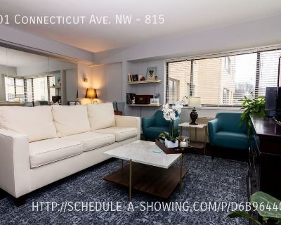 Spacious Condo with gym and lobby!