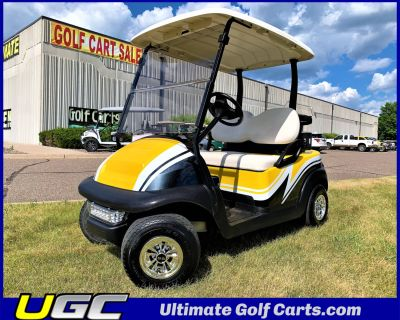 2016 Club Car Precedent Electric Golf Carts Rogers, MN