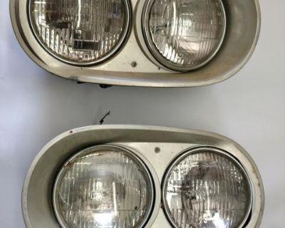 Headlight assemblys type 4