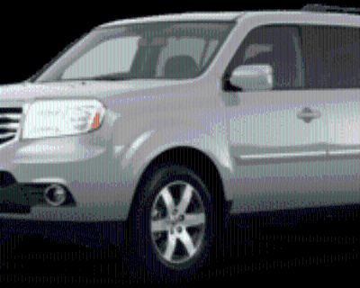 2013 Honda Pilot Touring with Navigation/Rear Entertainment System FWD