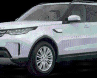 2018 Land Rover Discovery SE V6 Supercharged