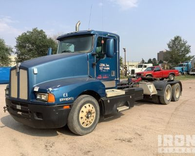 1999 Kenworth T603 6x4 T/A Day Cab Truck Tractor