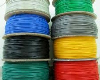 """HDPE 5/32""""(4mm) WELDING ROD Assorted Colors"""
