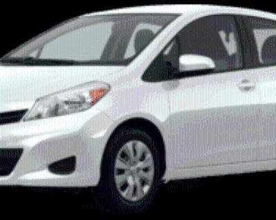 2012 Toyota Yaris LE