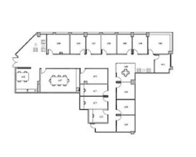Office Suite for 43 at Boxer - 2302 Parklake Drive