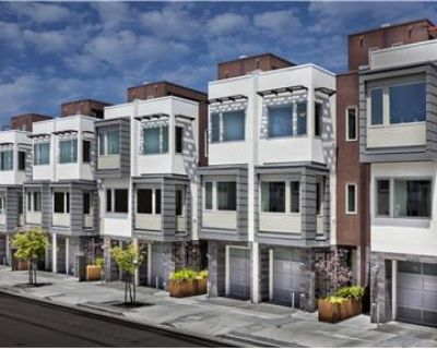 Stunning Bay Views Brand New Townhouse rooftop ter