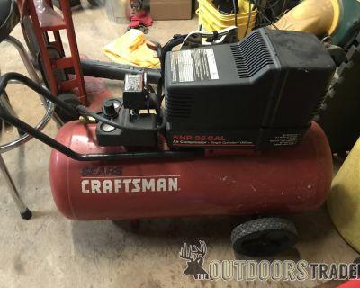 FS Craftsman compressor