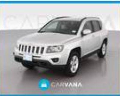 2014 Jeep Compass Silver, 56K miles