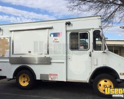 18.5' Chevrolet P30 Diesel Step Van Food Truck / Used Mobile Kitchen