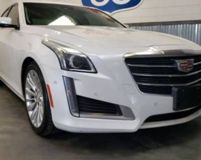 2015 Cadillac CTS Performance