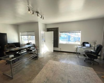 Private Office Space with Vocal Booth, North Hollywood, CA