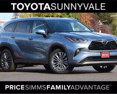 2021 Toyota Platinum