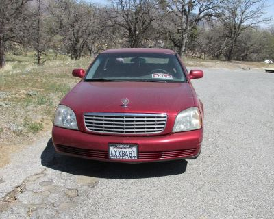 2003 Cadillac Deville clean title OBO