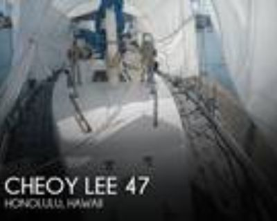 Cheoy Lee - 47 Offshore