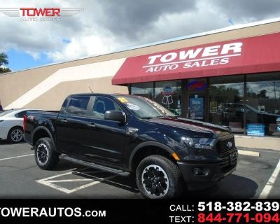 2021 Ford Ranger XL 4WD SuperCrew 5' Box