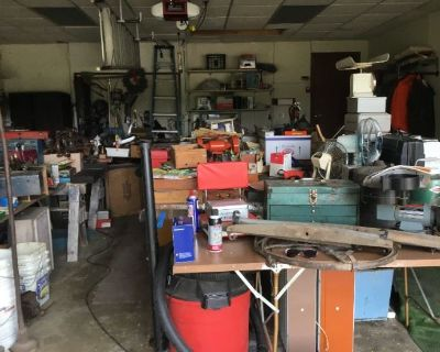 Brookfield Garage Picker s Sale by Caring Transitions - Sat, 9/18!