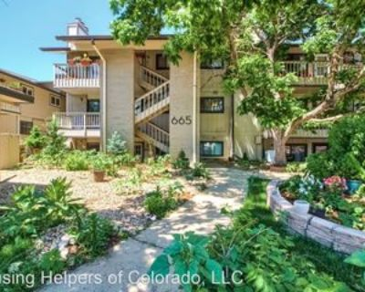 665 Manhattan Dr #108, Boulder, CO 80303 2 Bedroom House