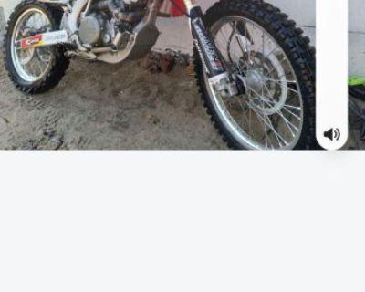 2005 honda crf 450x5