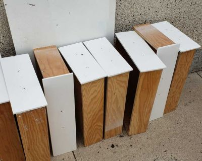 cupboard doors and drawers