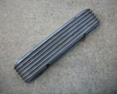 Chevy S/B Finned Valve Cover