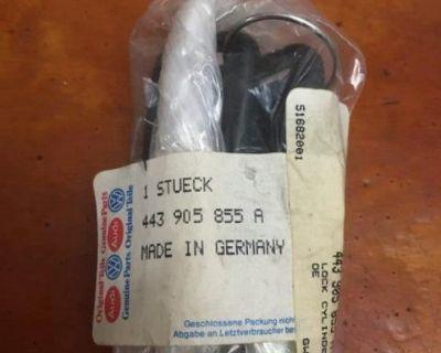 NOS Ignition Lock Genuine VW (443 905 855 A)