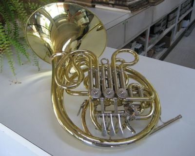 Alexander 103MAL French Horn with Detachable Bell and Case