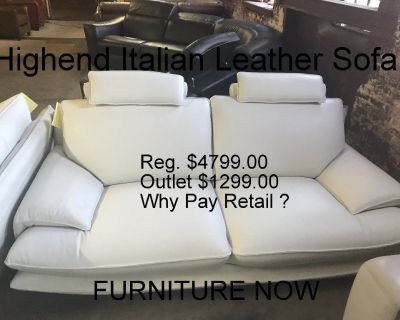 FURNITURE NOW - LEATHER FURNITURE OUTLETS - SALE