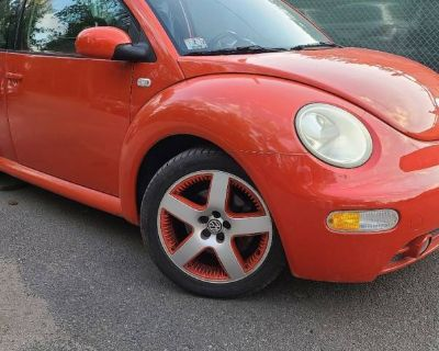 2002 Volkswagen New Beetle GLS