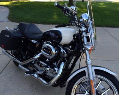 2014 Harley-Davidson� Sportster� SuperLow� 1200T