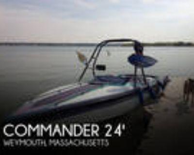 24 foot Commander 24