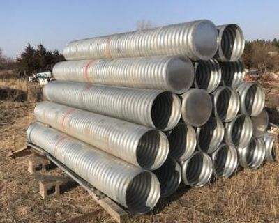18 by 12 Culvert pipe