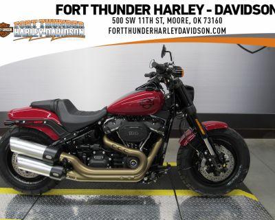 New 2021 Harley-Davidson Cruiser Fat Bob 114