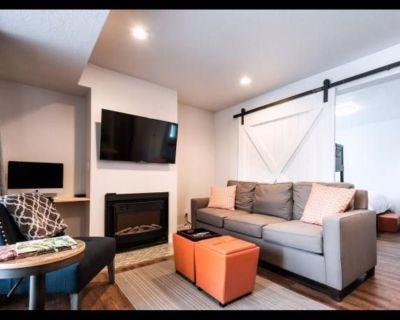 Heart of Park City Ski Chalet 2 bedroom 2 bath condo - Park City