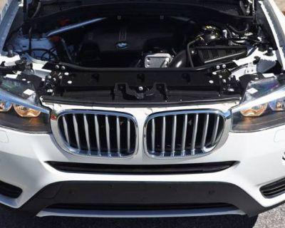2017 BMW X3 28i