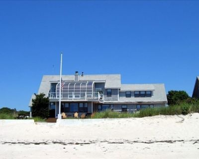 Cape Cod Oceanfront Home With Private Beach! - Hyannis