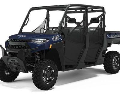 2021 Polaris Ranger Crew XP 1000 Premium Utility SxS Loxley, AL