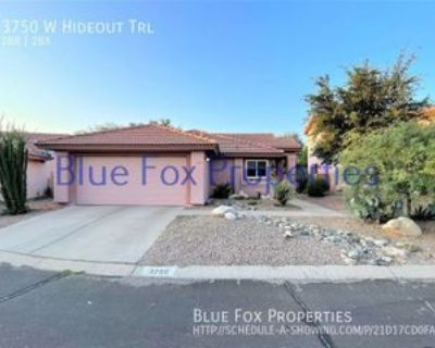 3750 W Hideout Trl, Casas Adobes, AZ 85742 2 Bedroom House