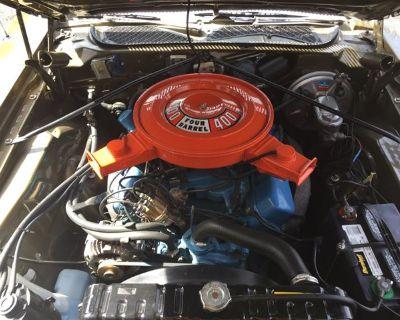 1972 Dodge Charger Rallye