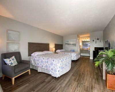 Bonita Beach Inn & Suites Two Double Beds 206 - Bonita Springs