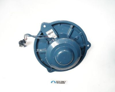Beck Arnley Remanufactured Blower Motor Fitting Hyundai Accent 1995 1996 1997