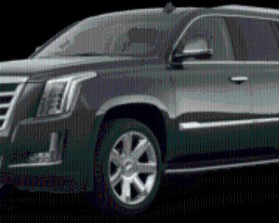 2018 Cadillac Escalade Luxury 2WD