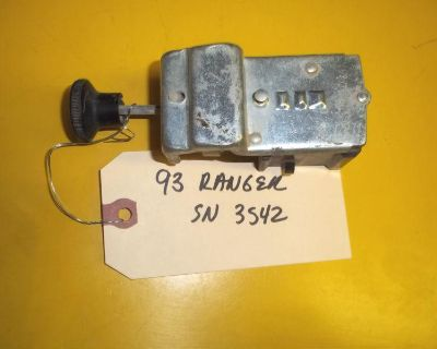 87-97 Ford F150 F250 F350 Ranger Pickup Bronco Mazda Headlight Lamp Switch