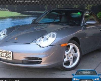 2002 Porsche 911 Carrera 4