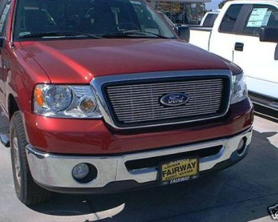 2004-08 Ford F-150 Tubular Stainless Steel Grille