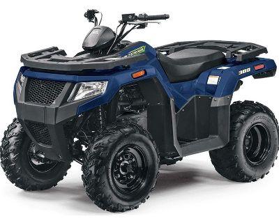 2021 Arctic Cat Alterra 300 ATV Utility Chico, CA