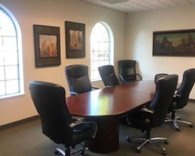 Private Meeting Room for 10 at Modesto Conference/Office/Meeting Rooms